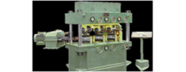 STRAIGHTENING MACHINES FOR TUBES