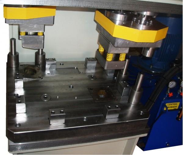 Tool press