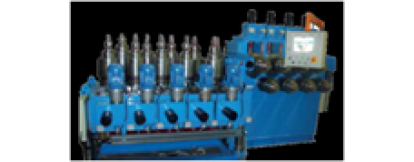 STRAIGHTENING MACHINES FOR PROFILES